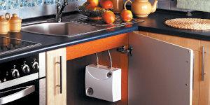 Cti concept chauffe eau lectrique instantan - Chauffe eau electrique cuisine ...