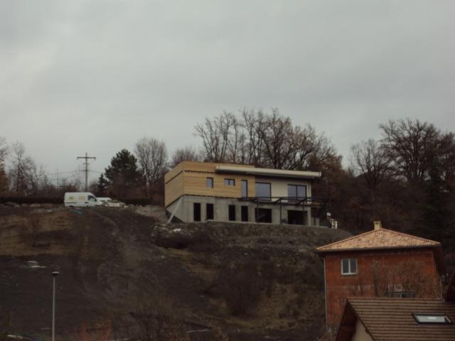 La Maison à Ossature Bois  Notre réalisation à Gap